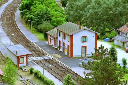 Gare de l'Aveyron