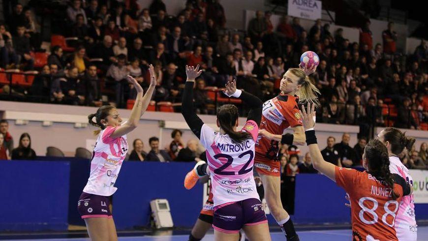 A l'image de sa capitaine Alice Lévêque, l'ESBF a tout donné pour réussir sa remontée fantastique contre Nantes en 1/4 de finale-retour des playoffs ! Victoire 26-22, insuffisante au final...