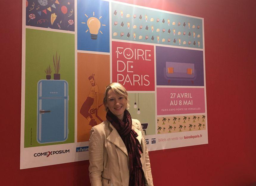 Carine Préterre, Directrice de la Foire de Paris 2019