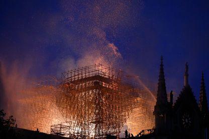 Notre-Dame en feu, le 15 avril 2019