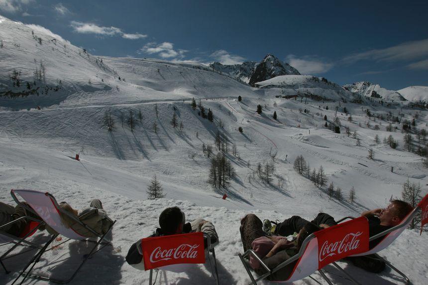 Photo d'illustration : le ski de printemps ça ressemble souvent à ça