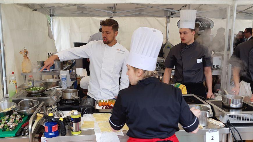 éliminé De Top Chef Florian Barbarot Va Donner Des Cours De Cuisine