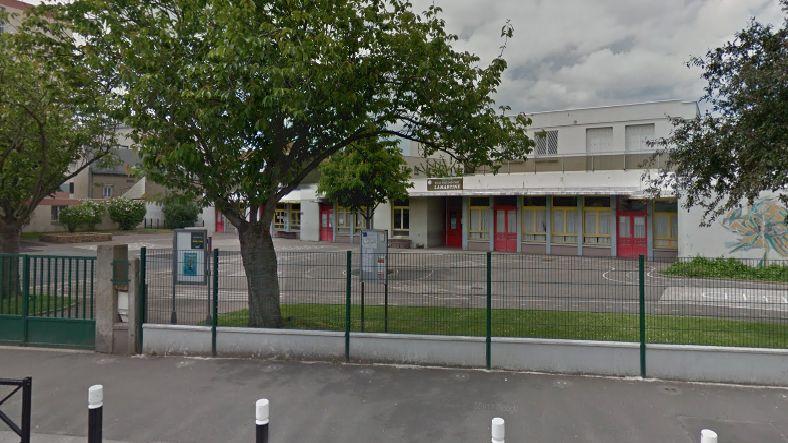 L'école maternelle Lamartine se trouve dans le quartier Brindeau au Havre