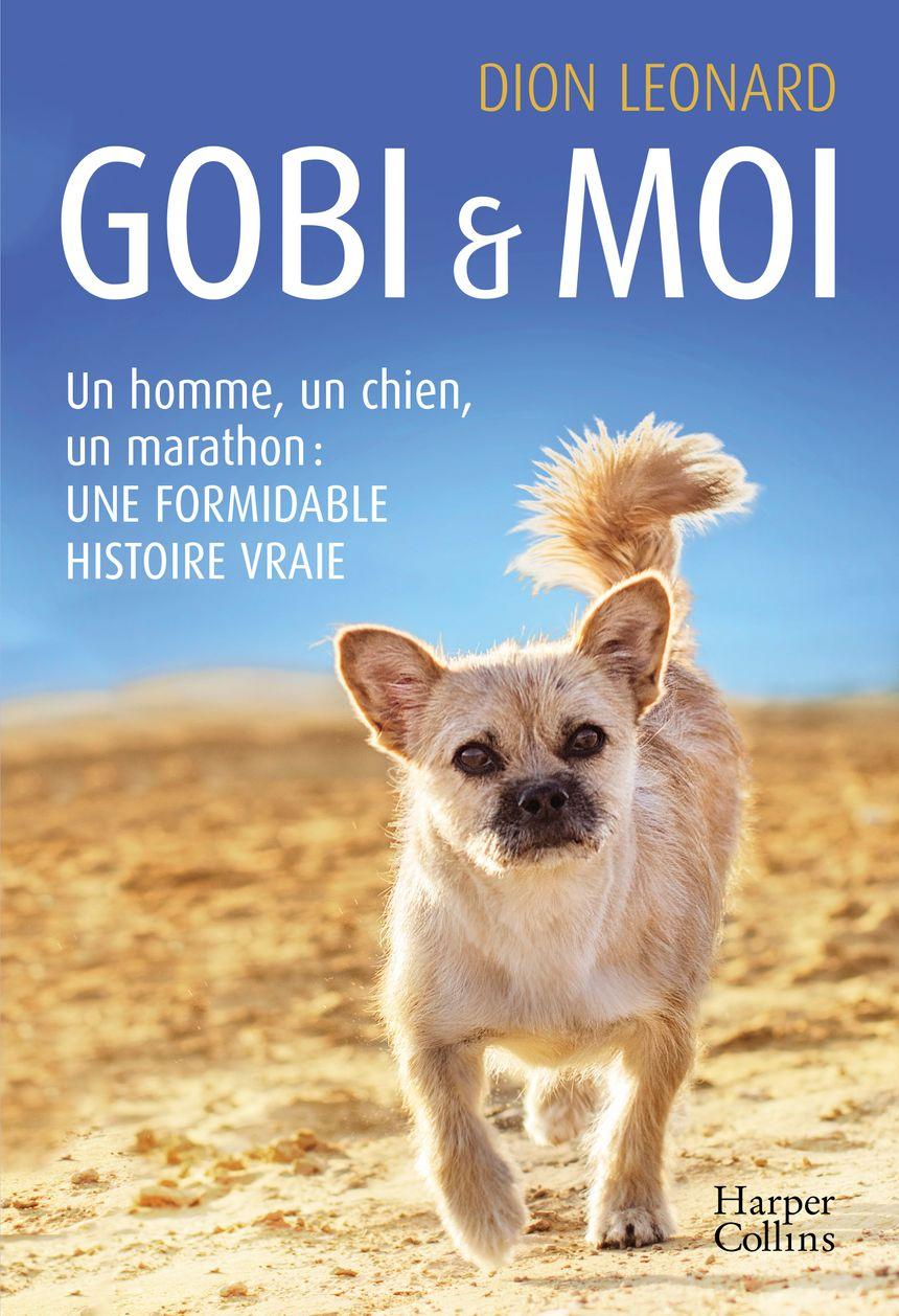 Gobi et moi, sortie le 3 avril aux éditions Harper Collins