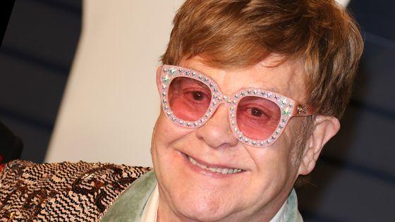 Elton John est à l'affiche de la 53e édition du Montreux Jazz Festival