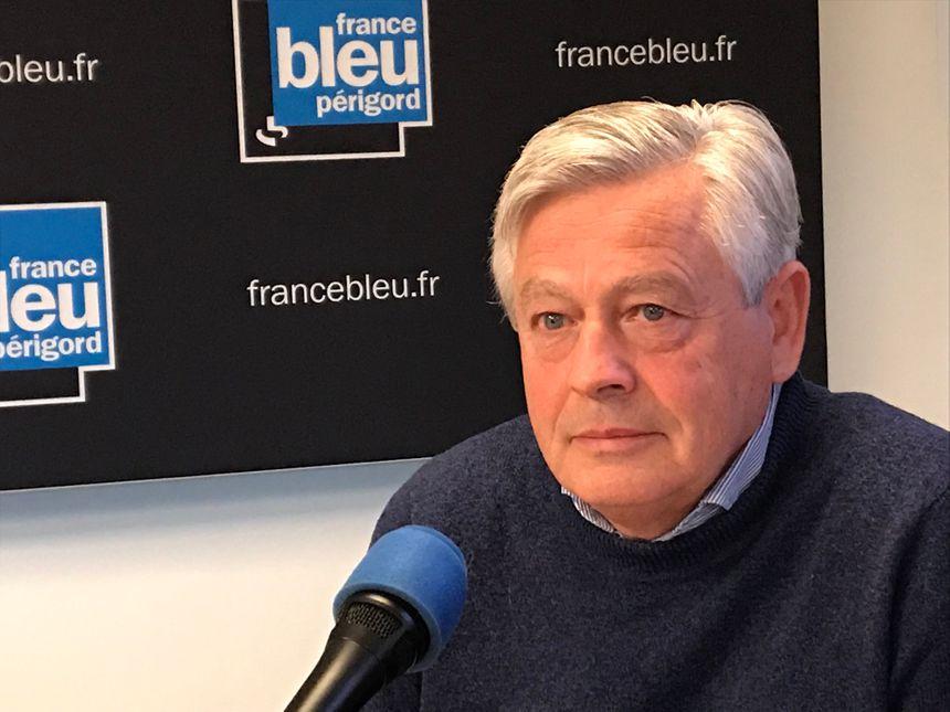 Patrick Palem sur France bleu Périgord