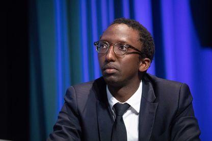 Hervé Berville, député des Côtes-d'Armor et porte-parole du groupe parlementaire de La République en marche le 29 août 2018 à Jouy-en-Josas.