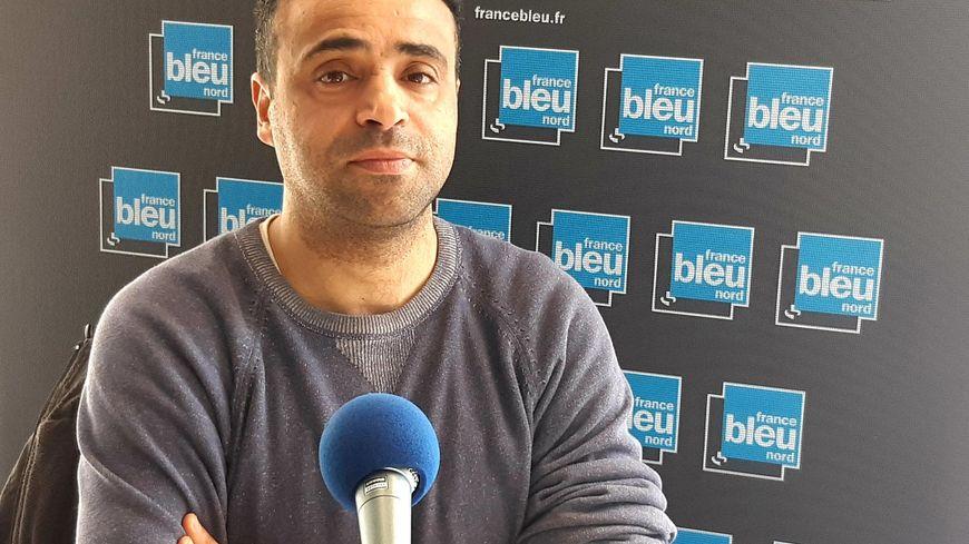 Nacim Bardi, le délégué CGT d'Ascoval qui se présente aux Européennes