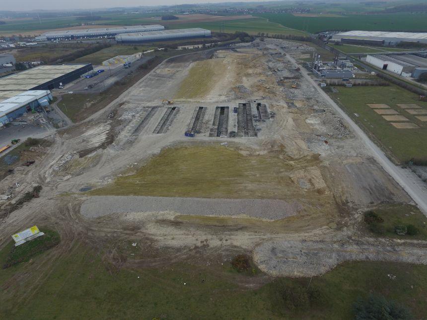 L'usine Goodyear d'Amiens n'existe plus