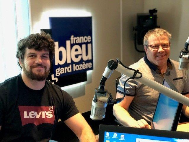 TOQUES Justin, Franck Vialle La Ferme Le Gubernat de St Laurent de Carnols (producteurs de canard)
