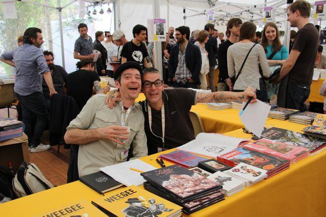 Festival Livre à Metz 2017
