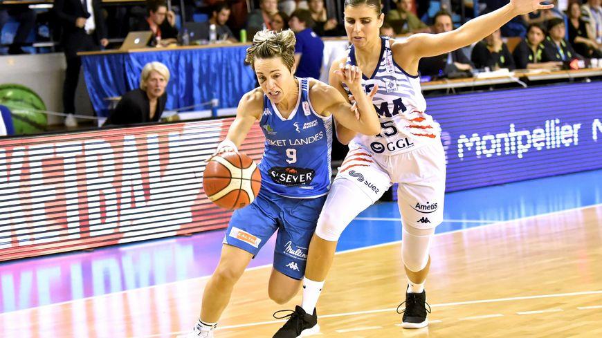 Céline Dumerc et Basket Landes veulent grandir et viser plus haut la saison prochaine