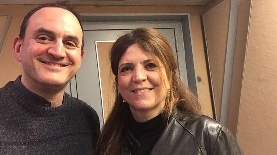 Agnès Jaoui et Laurent Valière