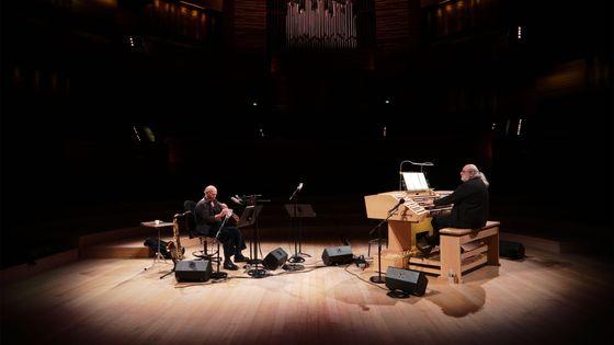 Dave Liebman & Andy Emler à l'Auditorium de Radio France le 21 février 2018