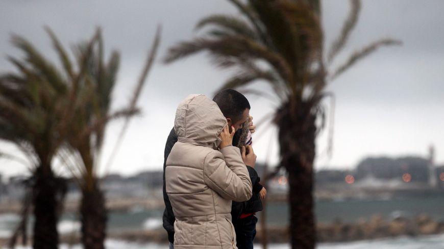 Les Alpes-Maritimes en vigilance jaune aux orages et aux pluies-inondations jusqu'à jeudi matin