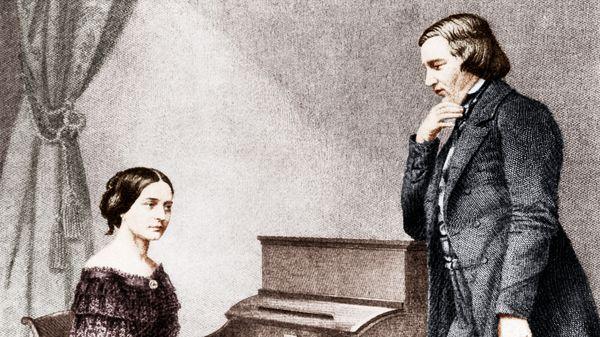 Clara et Robert Schumann II - Carrefour de Lodéon