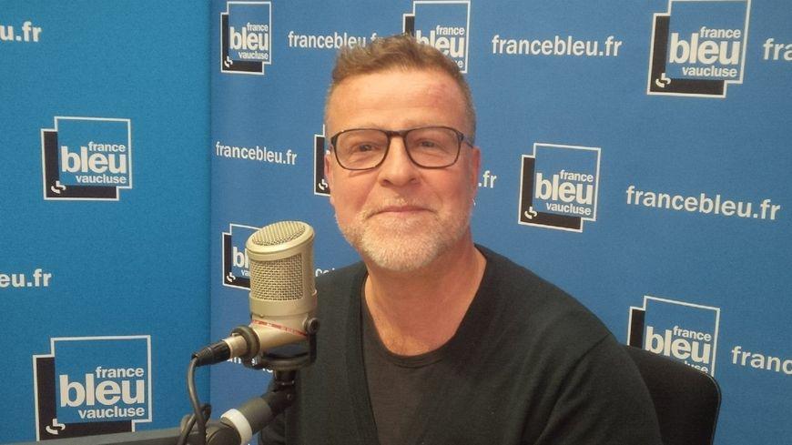 """Nicolas Chateanoud de """"Arts Vivants en Vaucluse""""."""