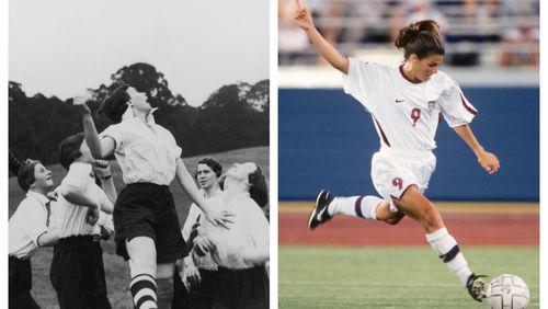 Histoire du football (2/4) : Footballerines, des femmes face à l'hégémonie masculine