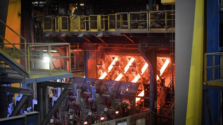 L'aciérie Ascoval de Saint Saulve emploie 281 salariés