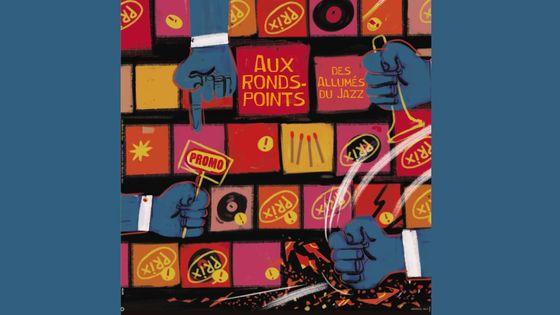 Aux Ronds-Points des Allumés du Jazz