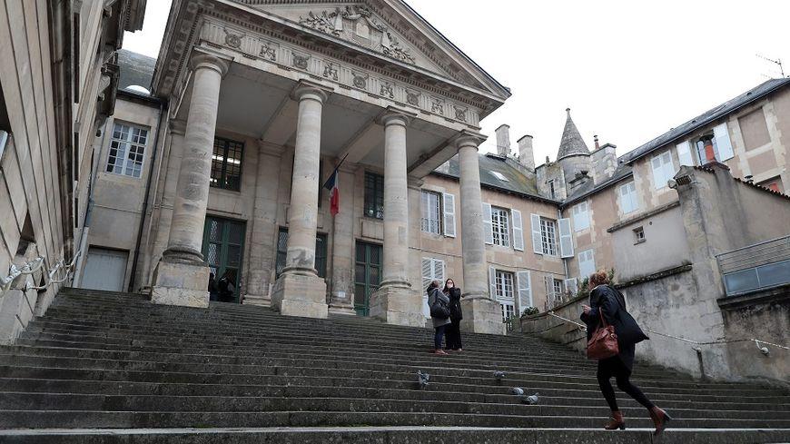 Le Palais de justice de Poitiers a été le cadre de plusieurs grands procès