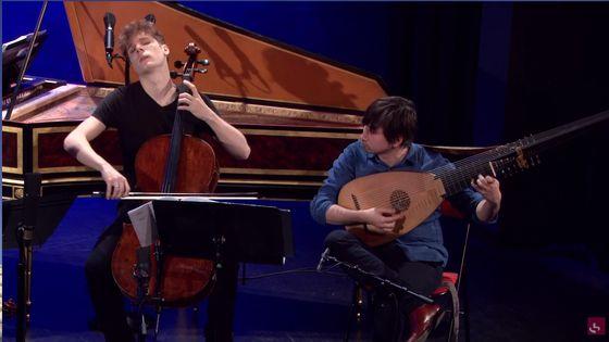 Antonio Vivaldi : Concerto pour violoncelle en sol mineur RV 416 (Philippe/Dunford)