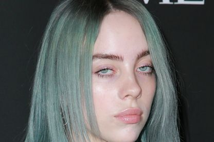 Billie Eilish, auteure-compositrice-interprète le 5 janvier 2019 à Los Angeles.
