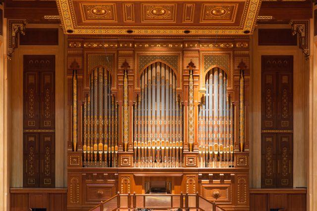L'orgue du ROHM