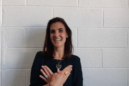 Marion Choppin croit à la force de la gratitude