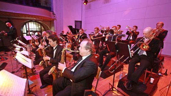 Le Big Band de Suisse Romande