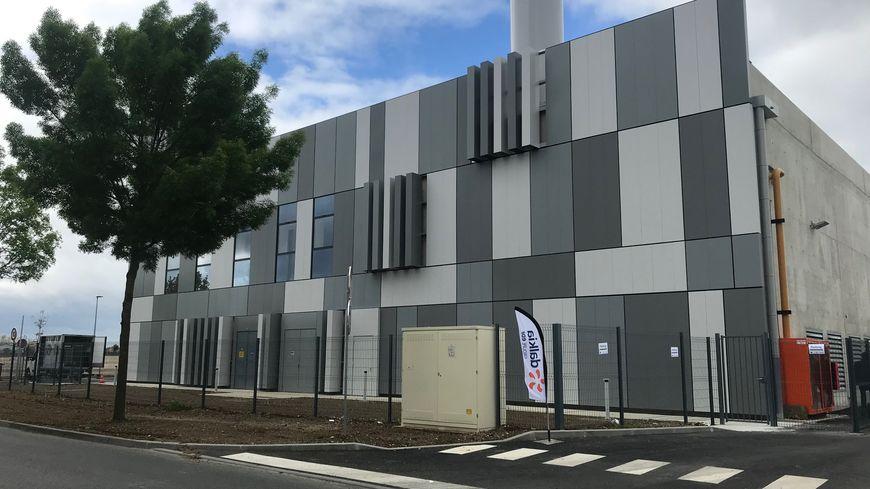 La chaufferie biomasse de Joué-lès-Tours a été inaugurée vendredi 26 avril