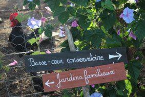 Louez votre parcelle au sein des jardins de l'Humanité.