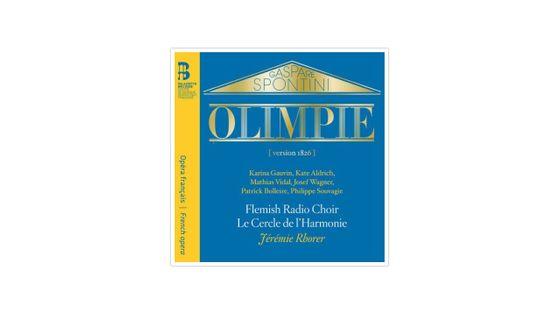 Olimpie (intégrale) BRU ZANE