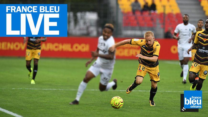 EN DIRECT - Ligue 2 : suivez le match de l'US Orléans au Stade Brestois