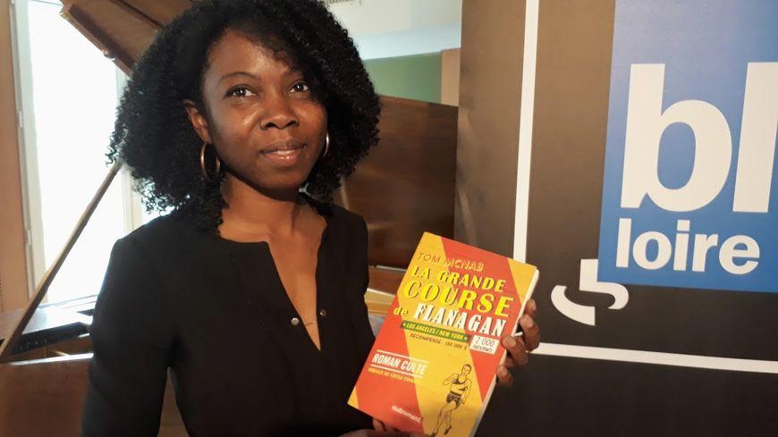 """Anya Christie, librairie """"Les Lucettes"""" à Ste-Luce-sur-Loire"""