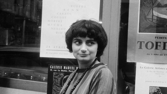 Agnès Varda présente Cléo de 5 à 7 au festival de Cannes en mai 1962