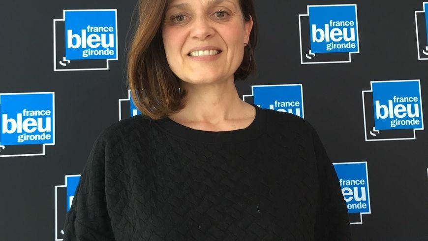 Paz Espejo, directrice du Château Lanessan depuis 2009