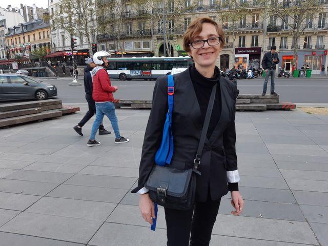 Pour Chloé, le comportement des gens ne changera pas si la transphobie de l'Etat persiste
