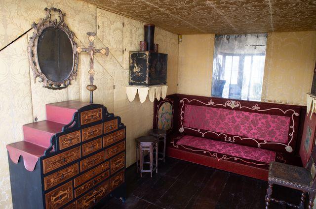 La chambre de Victor Hugo