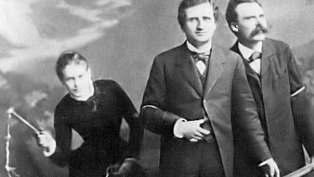 """Lou Andreas-Salomé, """"un visage pour une énigme"""" dans le sillage de Nietzsche, de Rilke, et de Freud"""