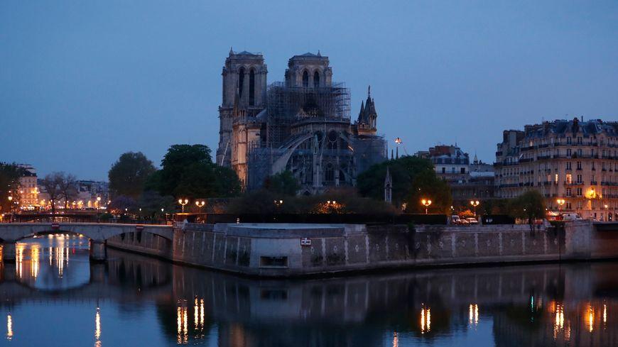 Elus et responsables religieux de Reims ont rapidement apporté leur soutien aux Parisiens.