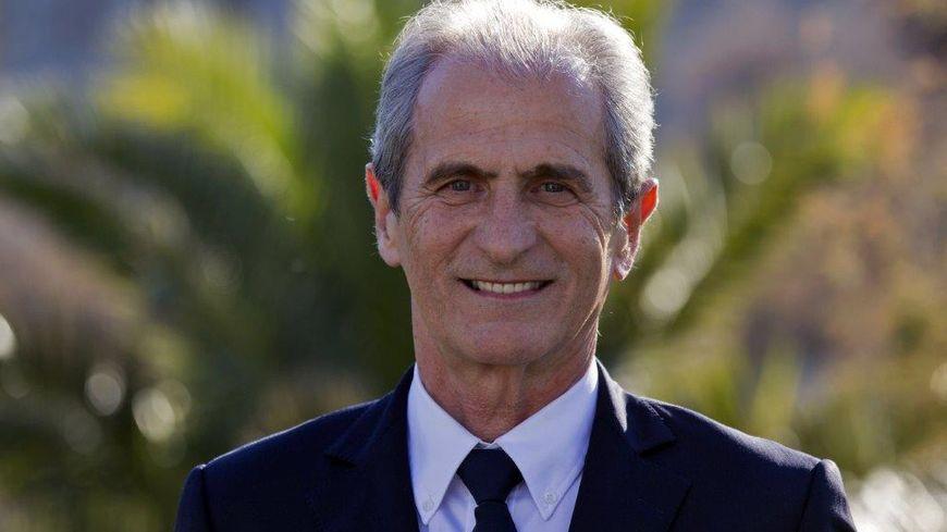 Hubert Falco, le maire de Toulon annonce la création d'un poste de police municipale en centre-ville