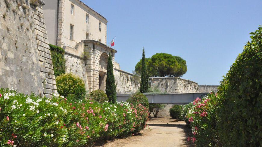 Jardin de l'université de Nîmes