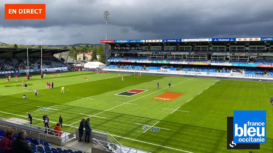 Le derby en direct sur France Bleu Occitanie