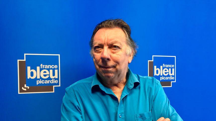 Bruno Brel sur France Bleu Picardie