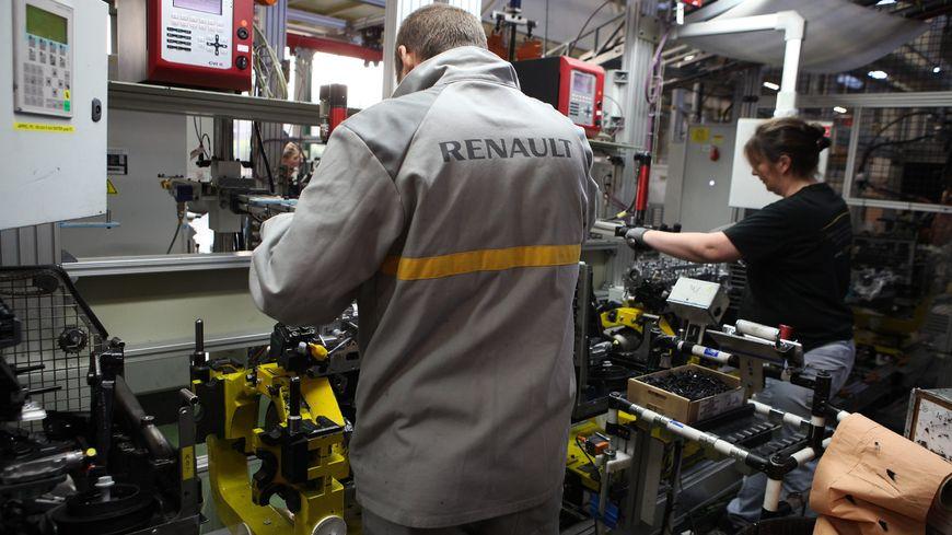 L'usine de Cléon fabrique notamment les moteurs électriques de Renault