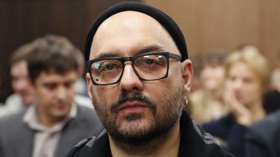 Kirill Serebrennikov en 2018