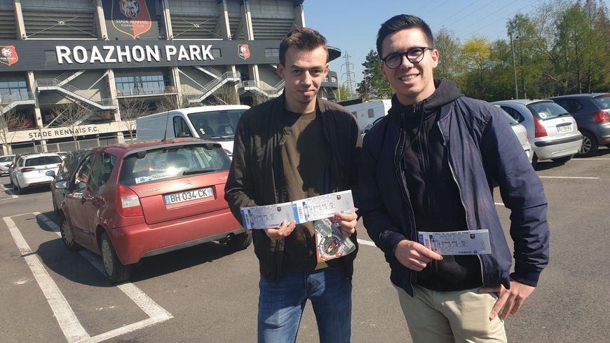 Les abonnés du Stade Rennais ont pu récupérer leurs places pour la finale de la Coupe de France.