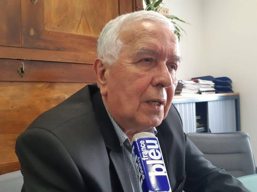 Michel Simon, 1er adjoint au maire de Cahors.