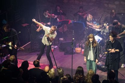 The National en concert au Café de la Danse le 15 avril 2019